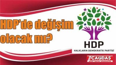 HDP'de kongre heyecanı