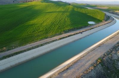 Hedefimiz sulama hizmet kalitesi yükseltilerek tarımsal üretime katkı sağlamaktır.