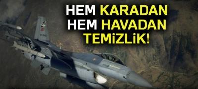 İşte saat saat Afrin operasyonu