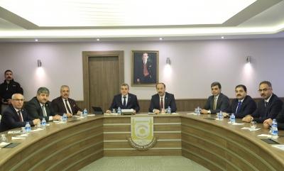 İstihdama yönelik toplantı düzenlendi