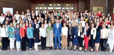 Kadın Girişimciler TOBB Başkanı Hisarcıklıoğlu İle Buluştu