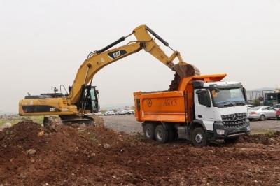 Karaköprü'ye Yeni Yollar Açılıyor