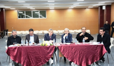 Koordinasyon Toplantılarının İkincisi Siverek'te Yapıldı