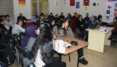 KPSS'YE Girecek olan engelli vatandaşlara eğitim desteği