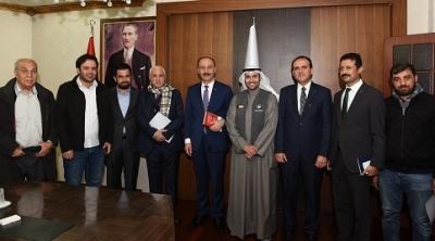 Kuveytli Hayırseverler İki Okul İçin Daha Protokol İmzaladı