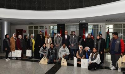 Kuveytli Hayırseverler Şanlıurfa'da Okul Onaracak