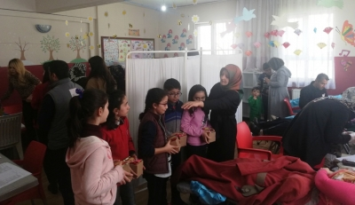 Okullar Hayat Versin Projesi Takdir Topladı