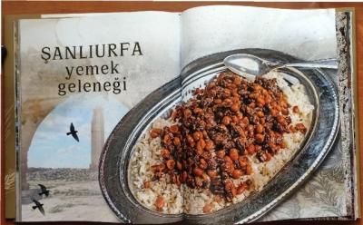 """Şanlıurfa Mutfak Kültürü"""" Kitabı Çıktı"""