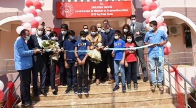 Şanlıurfa'da Çocuklar İçin Yeni Bir Hizmet