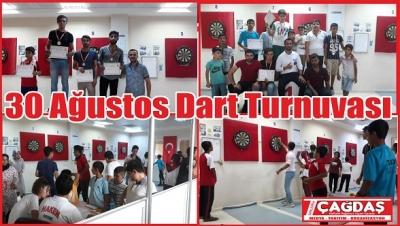 Şanlıurfa'da Dart Turnuvası