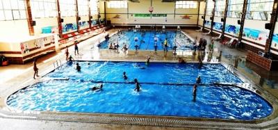Şanlıurfa'da havuz sezonu açılıyor