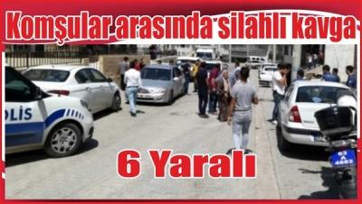 Şanlıurfa'da komşu kavgası: 6 yaralı