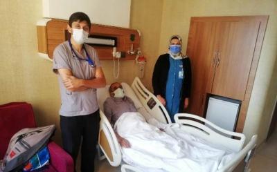 Şanlıurfa'da Laparoskopik Whipple Operasyonu Yapıldı