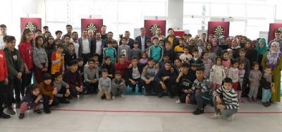 Şanlıurfalı Gençler Dart Turnuvasında Buluştu