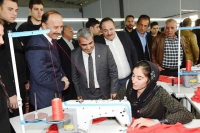 Şanlıurfa'ya 21.4 Milyon TL'lik Sanayi Yatırımı