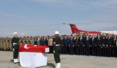 Şehit Er Caner Selimoğlu Dualarla Uğurlandı
