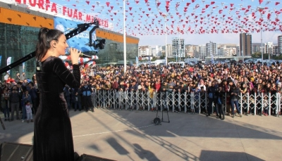 Sevcan Orhan konserine yoğun ilgi