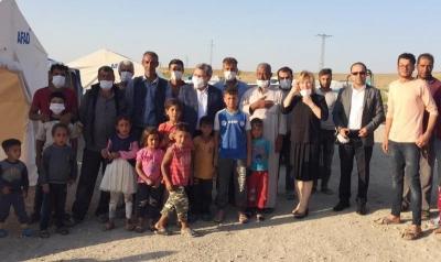 Suriyelilere sağlanan imkan Tarım İşçilerine de sağlansın