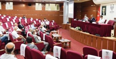 ŞURKAV Olağan Genel Kurul Toplantısı Yapıldı