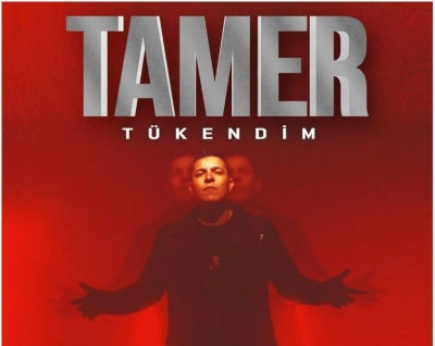 Tamer'den Yeni Tekli: Tükendim