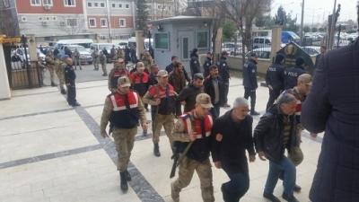 Terör faaliyetlerine 14 tutuklama