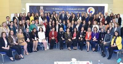 TOBB Kadın Girişimciler Kurulu Başkan Yardımcılığı'na Yazmacı getirildi