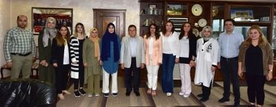 Trabzon Ve Şanlıurfalı Girişimci Kadınlar Buluştu