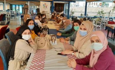 Türk ve Suriyeli Kadınlar arasında diyalog oturumu