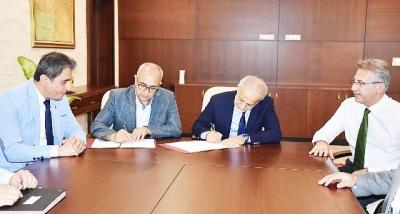 Üniversite ile Gençlik ve Spor İl Müdürlüğü arasında işbirliği protokolü