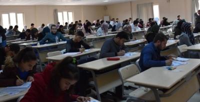 Üniversite'de Yabancı Uyruklu Öğrenci Sınavı