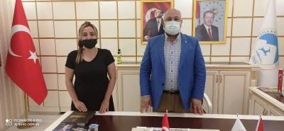 Urfa Çağdaş Medya Grubundan Başkan Soylu'ya ziyaret