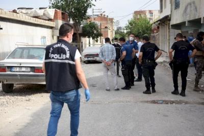 Urfa'da sokak ortasında cinayet işlendi