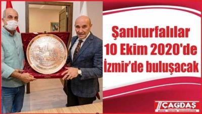 Urfalılar İzmir'de buluşacak