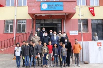 Vali Erin, 15 Şubat'ta Açılacak Köy Okullarında İncelemelerde Bulundu