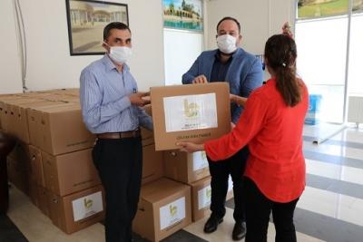 Viranşehir'de Çölyak Hastaları Unutulmadı
