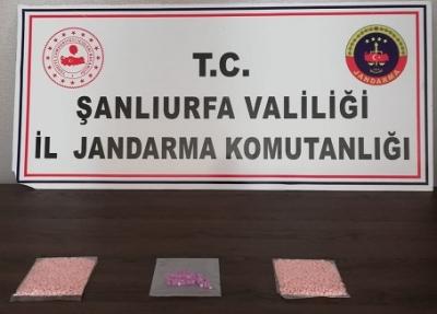 Viranşehir'de uyuşturucu operasyonu