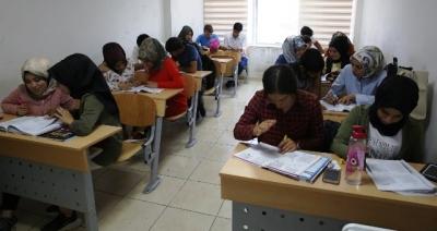 YKS Öğrencileri, sınava Haliliye belediyesi ile hazırlanıyor